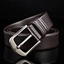 رخيصةأون أساور-حزام خصر شبك جلد للرجال