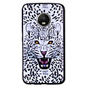 Case Motorola Moto G5 Plus / Moto G5 / Moto G4 Plus Pattern Back Cover Leopard Print / Animal Soft Silicone