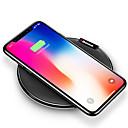 رخيصةأون شواحن سيارة-شاحن لاسلكي شاحن يو اس بي USB شاحن لاسلكي / Qi مخرجUSB 1 1 A إلى iPhone 8 Plus / iPhone 8 / S8 Plus