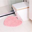 povoljno Maske/futrole za Galaxy S seriju-Ležerne prilike Prostirke za kupaonicu Poliester Jednobojni