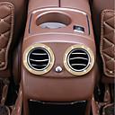povoljno DIY automobila interijera-automobilski Klima uređaj za automobil Vent Covers Auto interijer - DIY Za Mercedes-Benz 2017 E300L E200L E klasa