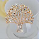 povoljno Broševi-Žene Broševi Stablo života Elegantno Broš Jewelry Zlato Za Party Svečanost