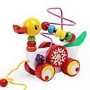 ieftine copii Puzzle-Puzzle 3D Temă Clasică Animal Ameliorează ADD, ADHD, anxietate, autism Încântător Interacțiunea părinte-copil De lemn Pentru copii Băieți Fete Jucarii Cadou