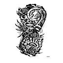 ieftine Tatuaje Temporare-1 pcs Acțibilde de Tatuaj Tatuaje temporare Serie de Flori Arta corpului braț / umăr