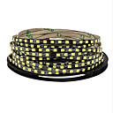 voordelige Flexibele LED-verlichtingsstrips-zdm 5m 600 led super heldere strip superieure kwaliteit dc12v 2835 smd 10mm 120 leds / meter 5 mm breedte zwarte dubbelzijdige printplaat flexibele decoratieve zachte riem