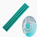 ieftine Ustensile & Gadget-uri de Copt-perle banda silicon tort mucegai ciocolata fondant decorarea instrumente de copt