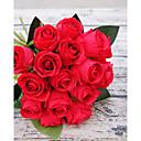 povoljno USB memorije-Umjetna Cvijeće 18 Podružnica Pastoral Style Roses Cvjeće za stol