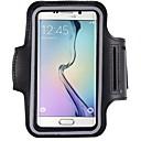 voordelige Galaxy A5(2016) Hoesjes / covers-hoesje Voor Samsung S9 / S8 / S7 edge Waterbestendig / SportArmband / Armband Volledig hoesje Effen Zacht Muovi