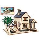 رخيصةأون أقراط-تركيب خشبي ألعاب المنطق و التركيب معمارية فاشن كلاسيكي أزياء تصميم جديد المستوى المهني التركيز لعبة التوتر والقلق الإغاثة خشبي 1pcs جودة