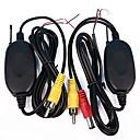 ieftine Cameră de Vedere Spate-Receptor de transmisie video wireless rca av de 2.4ghz pentru monitorizarea camerei retrovizoare auto dvd mp5 player