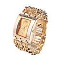 ieftine Ceasuri Bărbați-Bărbați Ceas Elegant Japoneză Quartz Auriu 30 m Ceas Casual Analog Lux Clasic - Auriu Alb Doi ani Durată de Viaţă Baterie
