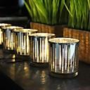 economico Home Fragrances-Stile semplice / Moderno / Contemporaneo Vetro Portacandele 1pc, Candela / portacandele