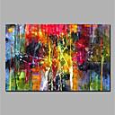 povoljno Bojano-ulje na platnu ručno oslikana apstraktna zidna slika valjanog platna uređenje doma