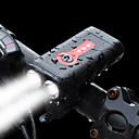 povoljno Svjetla za bicikle-LED Svjetla za bicikle Prednje svjetlo za bicikl LED Bicikl Biciklizam Vodootporno S Quick Charge 2.0 punjiva baterija 1200 lm Ugrađeno Li-baterije Bijela Biciklizam / Aluminijske legure
