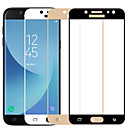 voordelige Galaxy J5(2017) Hoesjes / covers-Samsung GalaxyScreen ProtectorJ5 (2017) High-Definition (HD) Voorkant screenprotector 1 stuks Gehard Glas