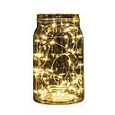 povoljno LED svjetla u traci-2m niz svjetla 20 leds više boja party odmor Božić vjenčanje ukras baterije