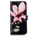 رخيصةأون LG أغطية / كفرات-غطاء من أجل Samsung Galaxy S8 Plus / S8 / S7 edge محفظة / حامل البطاقات / مع حامل غطاء كامل للجسم زهور قاسي جلد PU