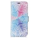 رخيصةأون Sony أغطية / كفرات-غطاء من أجل Samsung Galaxy S8 Plus / S8 / S7 edge محفظة / حامل البطاقات / مع حامل غطاء كامل للجسم زهور قاسي جلد PU