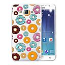 voordelige Galaxy J3 Hoesjes / covers-hoesje Voor Samsung Galaxy J7 (2016) / J7 / J5 (2016) Patroon Achterkant Voedsel Zacht TPU