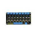 abordables Relais-keyestudio module de relais à semi-conducteurs à huit canaux pour arduino