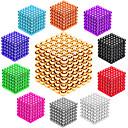povoljno 3D olovke za ispis-216 pcs 3mm Magnetne igračke Magnetske kuglice Kocke za slaganje Snažni magneti Magnetska igračka Magnetska igračka Stres i anksioznost reljef Uredske stolne igračke Uradi sam Dječji / Odrasli