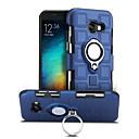 voordelige Galaxy J5 Hoesjes / covers-hoesje Voor Samsung Galaxy J7 (2017) 360° rotatie / Schokbestendig / Ringhouder Achterkant Effen Hard PC