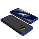 ieftine Bijuterii de Corp-Maska Pentru Samsung Galaxy S9 / S9 Plus / S8 Plus Anti Șoc / Mătuit Capac Spate Mată Greu PC