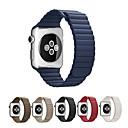"""povoljno MacBook Air 13"""" maske-Pogledajte Band za Apple Watch Series 5/4/3/2/1 Apple Kožni remen Prava koža Traka za ruku"""