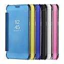 povoljno Ukrasne naljepnice-Θήκη Za Samsung Galaxy A8 2018 / A8+ 2018 Pozlata / Zrcalo Korice Jednobojni Tvrdo PU koža
