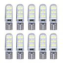 رخيصةأون مصابيح ليد مبتكرة-10pcs لمبات الضوء 2W SMD LED 12 ضوء إشارة اللف For عالمي المحركات العامة كل السنوات