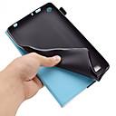 voordelige Galaxy Tab 4 7.0 Hoesjes / covers-hoesje Voor Amazon Kindle Fire hd 7.0 Kaarthouder / met standaard / Flip Volledig hoesje Cartoon Hard PU-nahka