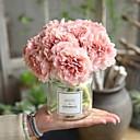 رخيصةأون أغطية أيفون-زهور اصطناعية 5 فرع الزفاف Wedding Flowers الفاوانيا أزهار الطاولة