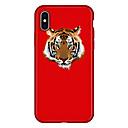 رخيصةأون Huawei أغطية / كفرات-غطاء من أجل Apple iPhone XS / iPhone XR / iPhone XS Max نموذج غطاء خلفي حيوان / كارتون ناعم TPU