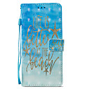 رخيصةأون Sony أغطية / كفرات-غطاء من أجل Samsung Galaxy S9 / S9 Plus / S8 Plus محفظة / حامل البطاقات / مع حامل غطاء كامل للجسم جملة / كلمة قاسي جلد PU