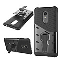 cheap Xiaomi Case-Case For Xiaomi Xiaomi Redmi 5 Plus 360° Rotation / Shockproof / with Stand Back Cover Armor Hard PC