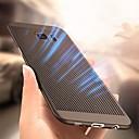 Недорогие Чехлы и кейсы для Galaxy S-Кейс для Назначение SSamsung Galaxy S9 / S9 Plus / S8 Plus Ультратонкий Кейс на заднюю панель Однотонный Твердый ПК