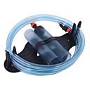 olcso Akvárium Tisztító eszközök-Akvárium Waterproof Csövek Csövek & Alagutak Kék Vízálló Hordozható Mosható Műanyagok 1 157 cm