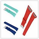 رخيصةأون أساور ساعات Garmin-معصمه ل samsung gear fit 2 pro / fit 2 الفرقة الرياضة الفرقة سيليكون حزام المعصم