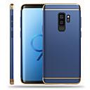 رخيصةأون الدرجات النارية وأجزاء السيارات-غطاء من أجل Samsung Galaxy S9 / S9 Plus / S8 Plus تصفيح غطاء خلفي لون سادة قاسي الكمبيوتر الشخصي