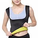 ieftine Moda Lolita-Vestă de pulover Vesta Talie pt Antrenament Rezervor de neopren Sport neopren Yoga Fitness Gimnastică antrenament Fără fermoar Pierdere în greutate Tummy Fat Burner Trainer de talie Pentru Pentru