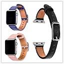 povoljno IP kamere-Pogledajte Band za Apple Watch Series 5/4/3/2/1 Apple Klasična kopča Prava koža Traka za ruku