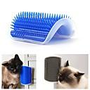 رخيصةأون أدوات & أجهزة المطبخ-كلاب قطط فرش بلاستيك فرش سهل التركيب كاجوال / يومي أزرق