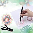 povoljno Maske/futrole za Huawei-Igračka za crtanje Spirograph Terenac Klasični Tema Bojano Interakcija roditelja i djece Mekana plastika Uniseks Igračke za kućne ljubimce Poklon 1 pcs