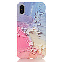 povoljno iPhone maske-Θήκη Za Apple iPhone X / iPhone 8 Plus / iPhone 8 Uzorak Stražnja maska Mramor Tvrdo PC