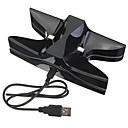 povoljno PS4 oprema-Punjač Za PS4 ,  Plug and play / pozadinsko osvjetljenje Punjač Metal / ABS 1 pcs jedinica