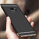 tanie Etui / Pokrowce do Samsunga Galaxy S-Kılıf Na Samsung Galaxy S9 / S9 Plus / S8 Plus Odporny na wstrząsy / Powłoka Osłona tylna Solidne kolory Twardość PC
