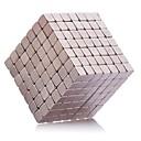 povoljno Ostali instrumenti-216 pcs 4mm Magnetne igračke Magnetski blok Kocke za slaganje Snažni magneti Magnetska igračka Magnetska igračka Stres i anksioznost reljef Uredske stolne igračke Uradi sam Dječji / Odrasli Dječaci