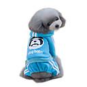 رخيصةأون Sony أغطية / كفرات-قط كلب هوديس حللا الشتاء ملابس الكلاب أسود أصفر أحمر كوستيوم قطن حيوان موضة XS S M L XL XXL