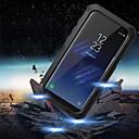 voordelige Galaxy S7 Edge Hoesjes / covers-hoesje Voor Samsung Galaxy S9 / S9 Plus / S8 Plus Schokbestendig / Waterbestendig Volledig hoesje Schild Hard Metaal