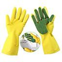 رخيصةأون حماية التنظيف-مطبخ معدات تنظيف سيليكون قفازات ضد الماء المطبخ الإبداعية أداة 1PC